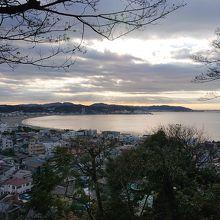 長谷寺の眺望散策路から眺めた景色です。素晴らしい。