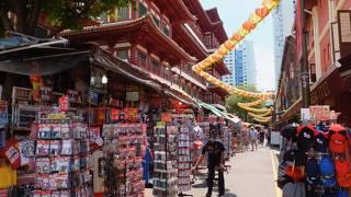 チャイナタウン (シンガポール)