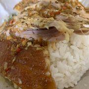 どの部位も美味のインドネシア的豚丼
