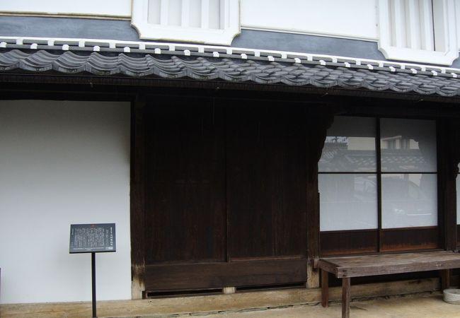 江戸時代の建物