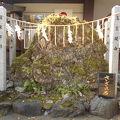 さざれ石 (護王神社)