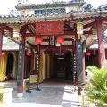 写真:カムフォー寺 (郷賢祠)