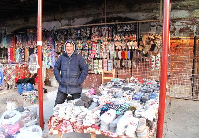 センナヤ市場