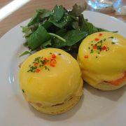 雰囲気も食事もお洒落なニューヨークの朝食女王