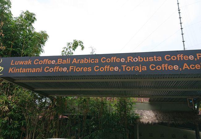 SEGARA WINDHU COFFEE PLANTATION BALI