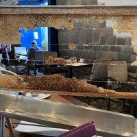 蜂蜜を集めています。