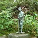 芭蕉像 (中尊寺)