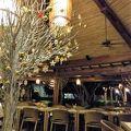 マリバゴ・ブルーウォーター・ビーチ・リゾート内にあるレストラン