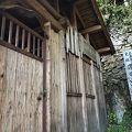 写真:湯の山温泉旧湯治場