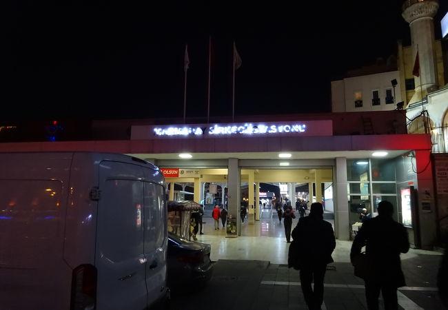 スィルケジ駅 (マルマライ)
