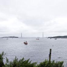 ルースキー島連絡橋
