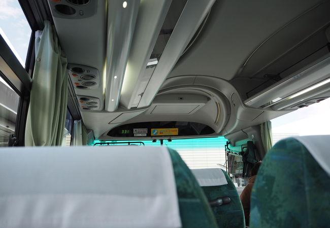 函館帝産バス (函館空港~JR函館駅 市内シャトル)