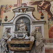 ミケランジェロ・ガリレオの墓碑