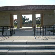 チョンカイ共同墓地