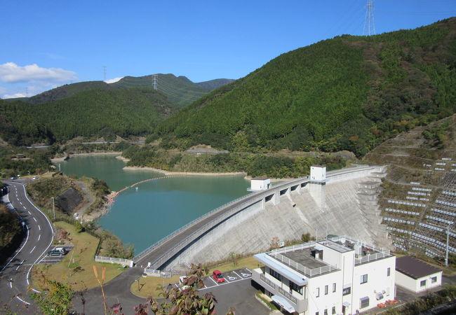 太田川ダム (カワセミ湖)