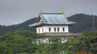 日本100名城の松前城です