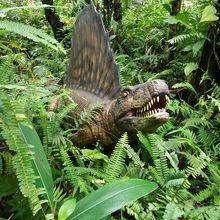 大興奮な恐竜達