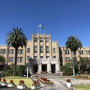 宮崎県庁本館の建物は歴史ある建物とのことです