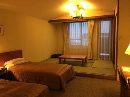 ホテルハーヴェストスキージャム勝山 写真
