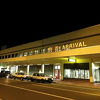 小ぢんまりした空港