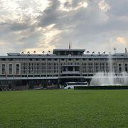 南ベトナム政権時代の旧大統領官邸