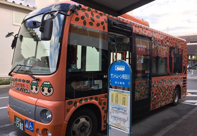 長泉 清水循環バス