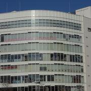 JR川口駅からすぐの複合施設