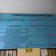 ソフィア西バスターミナル (アフトガーラ オフチャクペル)