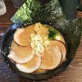 写真:クリーミーTonkotsuラーメン 麺家神明 大府半月店