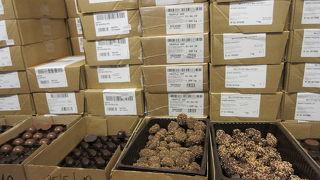 ノイハウスのチョコレートが安い
