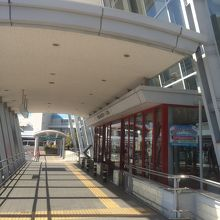 中突堤旅客ターミナル