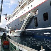 グルメの船と言われているにっぽん丸でのショートクルーズの体験です。