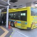 成田国際空港 ターミナル間連絡バス