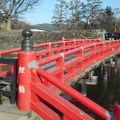 松本城 埋の橋