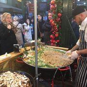 ロンドンで美味しい食べ物に巡り会える!