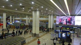 上海の大きな空港