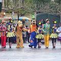 写真:ディズニー パレード (米奇童話専列)