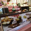 写真:虎屋ういろ 刈谷ハイウェイオアシス店
