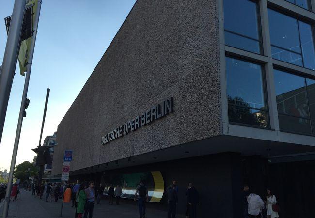 ドイツ オペラ ベルリン