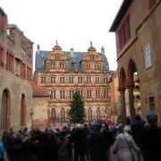 ドイツ三大名城の1つだそうです。