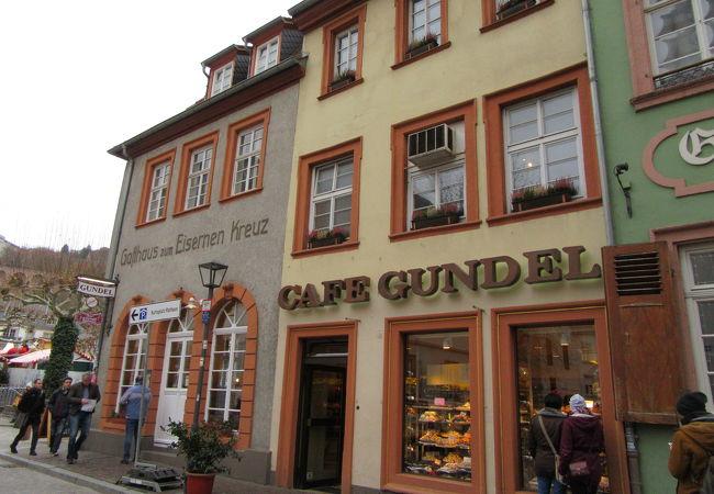カフェ グンデル