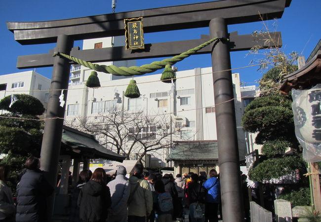 厳島神社 (茅ヶ崎新栄)