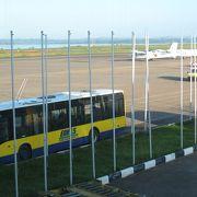 トランジットで利用したエンテベ国際空港 (EBB)