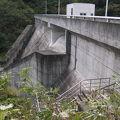 写真:惣の関ダム