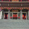 写真:三鳳宮