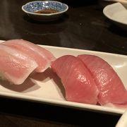 絶品お寿司!