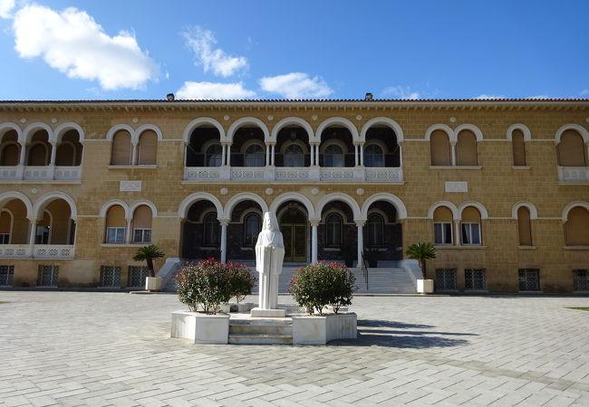 大主教の館