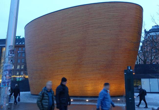 木製の礼拝堂