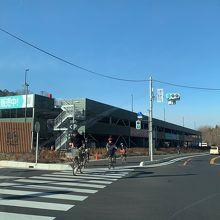 週末、宮沢湖温泉、メッツァの入口周辺渋滞が激しくなりました。