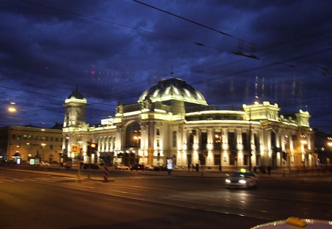 ヴィテプスク駅